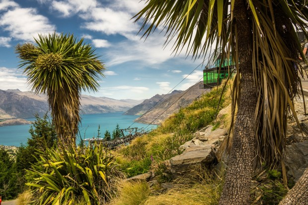 winter vacation: queenstown new zealand
