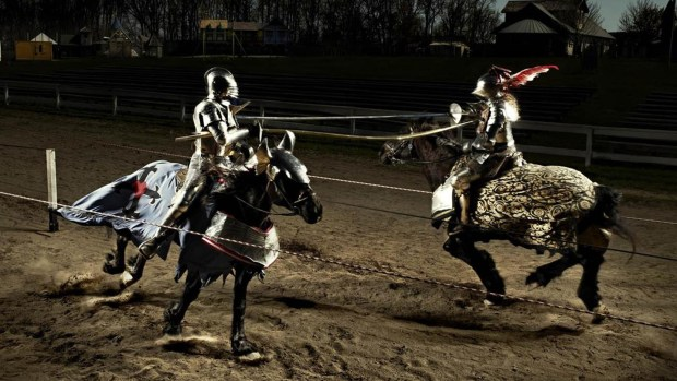 (The Jousting Life)