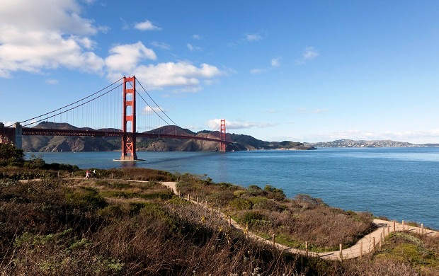 bicycle routes: Sea to Summit, California