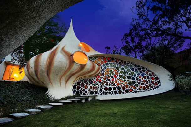 Nautilus House in Mexico