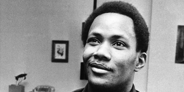 Underappreciated People: Photo of Frank Wills, security guard at the Watergate Hotel