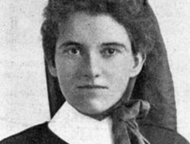 Underappreciated People: Photo of Elizabeth Kenny, who developed a treatment for polio