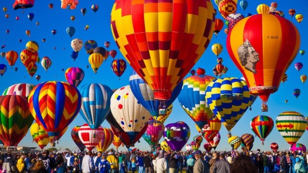 (Festival Of Balloons).