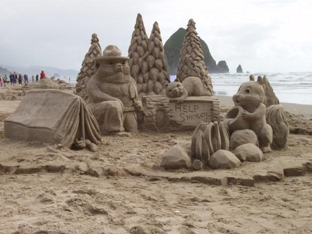 (Sand And Sea Oregon).