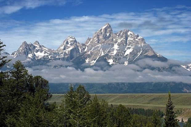 Photo of Grand Tetons National Park