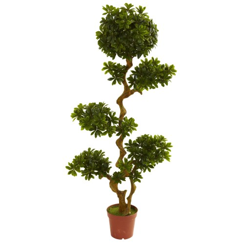 Medium Of Outdoor Artificial Plants