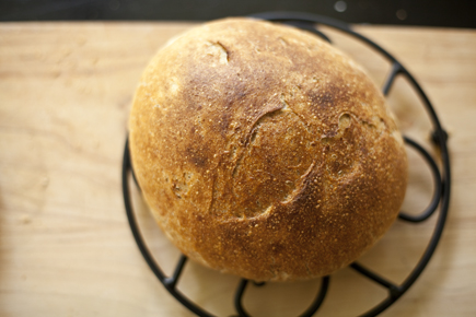 crock pot bread