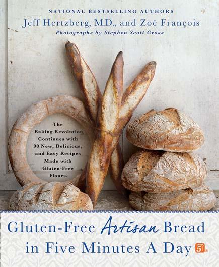 GF Bread in 5 Cover 435 px wide