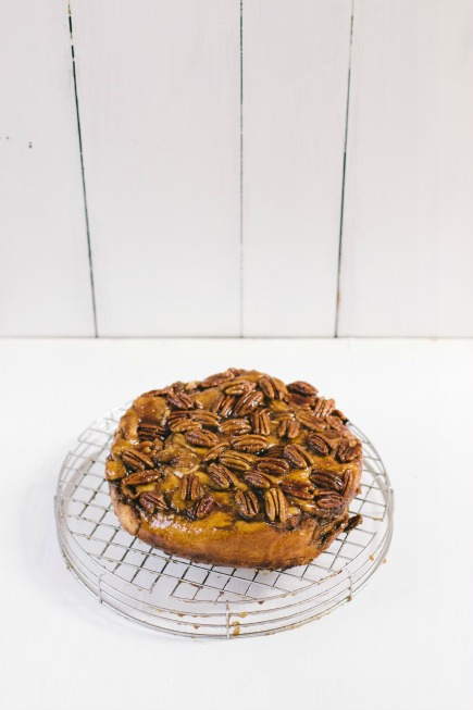 caramel apple brioche cake | bread in 5