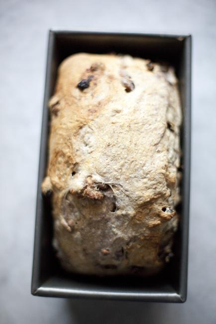 Raisin Walnut Bread | Breadin5 20