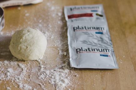 spelt dough | bread in 5