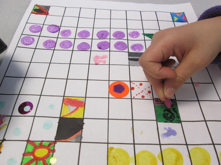 kindergarten art project