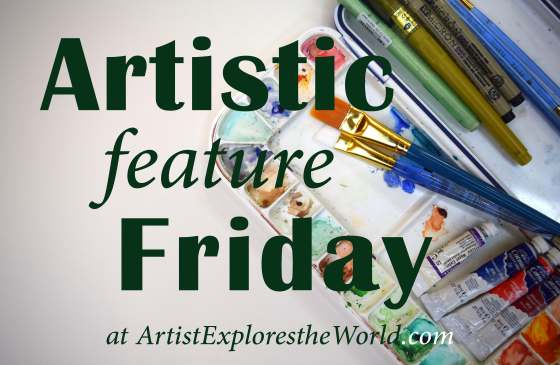 Artistic-Feature-Friday_Header