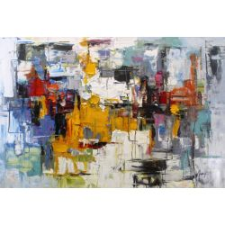 Small Crop Of Abstract Wall Art