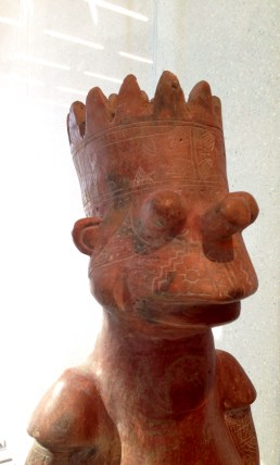 Nadín Ospina, 'Bart Simpson,' n.d., terracotta. Collection Pérez Art Museum Miami, gift of Jorge M. Pérez.