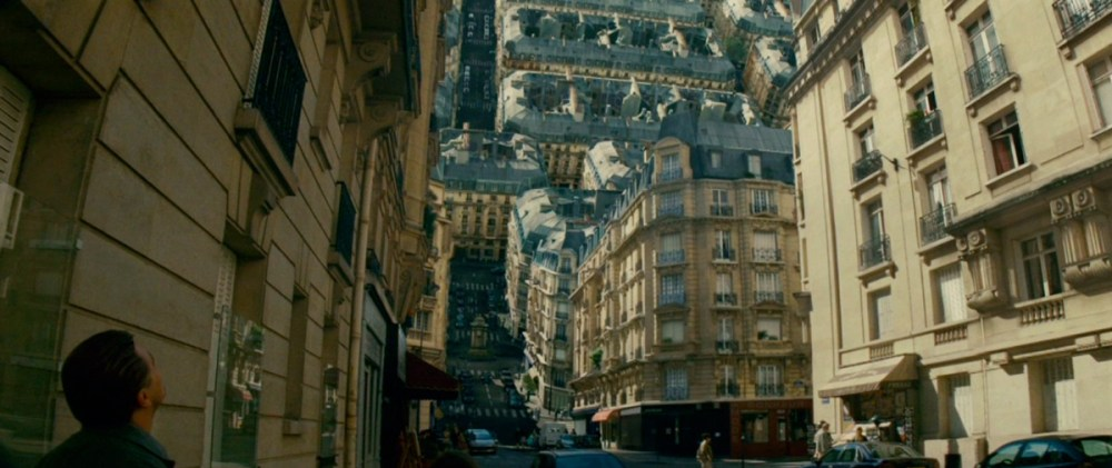 INCEPTION | Paul Franklin – VFX Supervisor  (1/2)