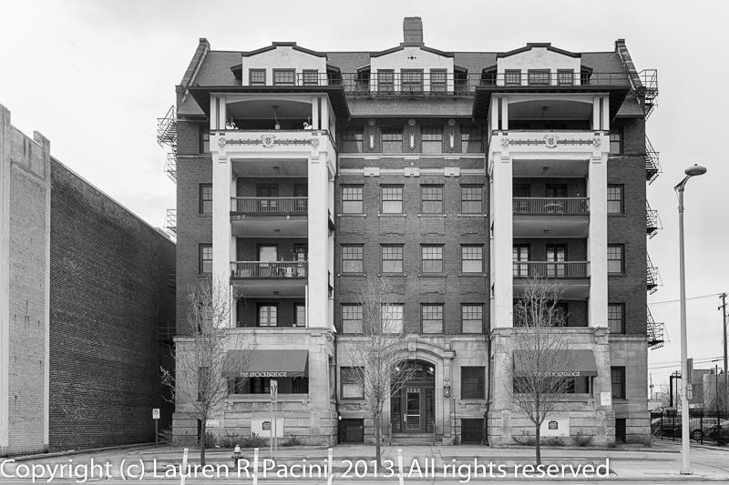The Stockbridge Hotel, 3328 Euclid Avenue