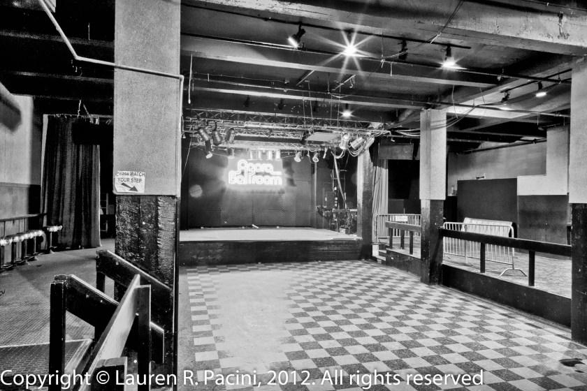 Inside the Agora Ballroom