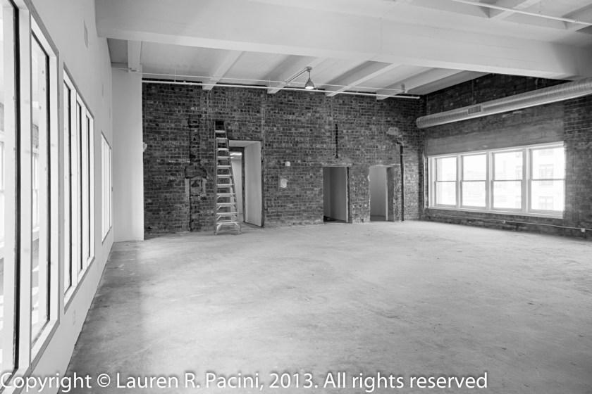 Tenant Space, The Agora