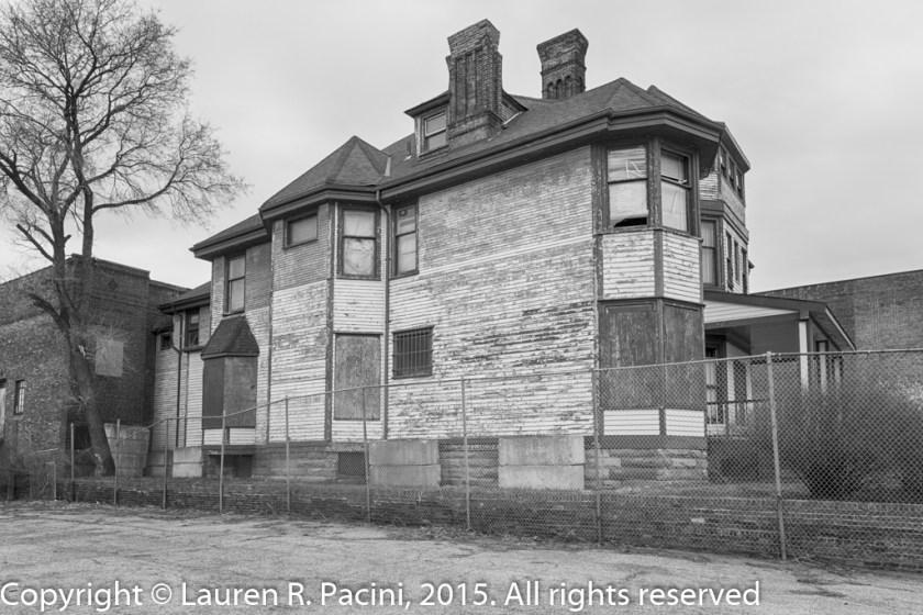 The Hall-Sullivan House, 7128 Euclid Avenue.