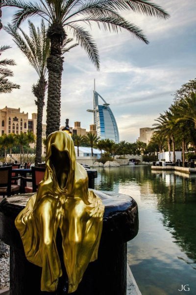 Guardians of Time by Manfred Kielnhofer contemporary light art design architecture projects ...