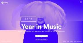 Hierarchy, Typography... what do you think of Spotify's work here?