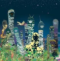 Chiho Aoshima - City Glow