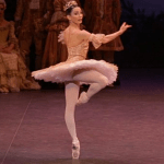 How Ballerinas' Brains Change To Accommodate Movement
