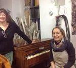 The Hidden Workshop of Expert Piano Craftswomen
