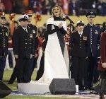 Renee Fleming Sings The Superbowl (So How'd She Do?)