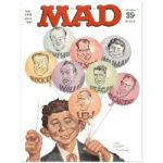 The Furshlugginer Greatness Of Al Feldstein's Mad Magazine