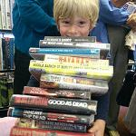 When A Town Fears Its Library Is Threatened, Patrons Check Out ALL Of The Books