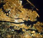 When Astronauts Look At Your City From Space, What Do They See?