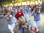 Dancers Are Taking Over Beijing