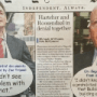Venerable Newspaper Uses Comic Sans Font On Front Page (Shaming Ensues)