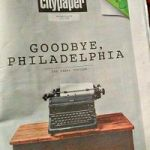 philly vcity paper
