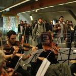 Chamber Opera On The Buenos Aires Subway