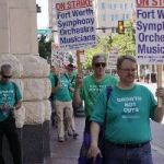 How The Fort Worth Symphony Got Into A Mess (And A Strike)