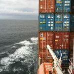 Artist-In-Residence On a Container Ship Stranded At Sea
