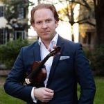 Violinist Daniel Hope Named 'Artistic Partner' At San Francisco's New Century Chamber Orchestra