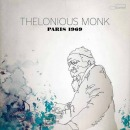 "CD cover, ""Paris 1969"" by Thelonius Monk. Credit: Blue Note Records"