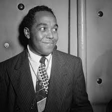 Charlie Parker smiling right