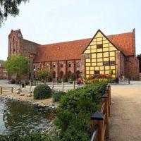 Ystad Sidebar: The Monastery…& More