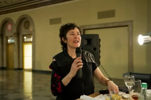 Marina Zurkow at Boston University