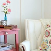 Thrifty French Chair Makeover {Annie Sloan Chalk Paint®}