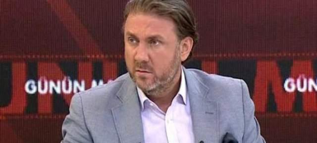 ο Γιγίτ Μπουλούτ, σύμβουλος του προέδρου της Τουρκίας Ταγίπ Ερντογάν