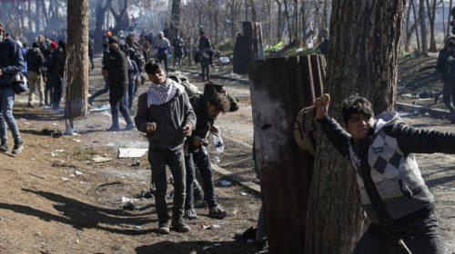 «Κάψτε τoυς Έλληνες – Ή θα περάσουμε ή θα πεθάνουμε» - FNews