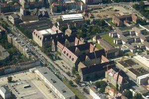 Αεροφωτογραφία του Μέλαθρου της Δικαιοσύνης της Νυρεμβέργης, 2009