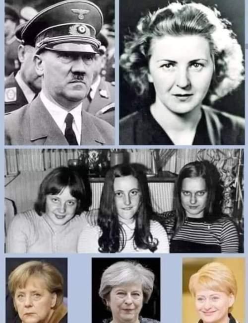 Ο Χίτλερ δεν πέθανε το 1944.