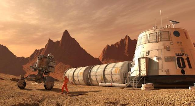 Τι θα χρειαστούν οι άνθρωποι για να αποικίσουν τη Σελήνη και τον Άρη